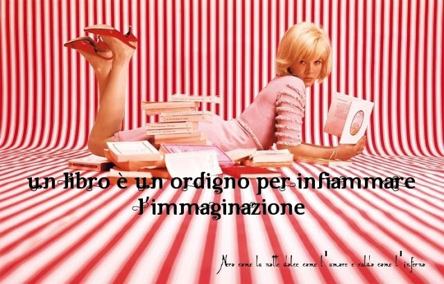 Nero come la notte dolce come l'amore caldo come l'inferno: Un libro è un ordigno per infiammare l'immaginazio...