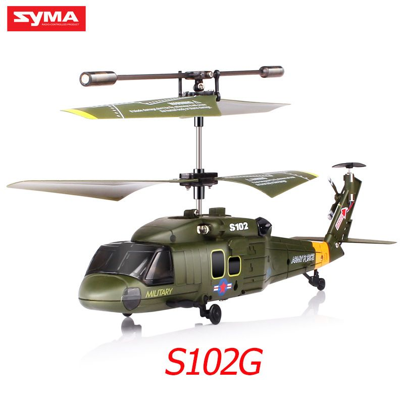 SYMA Drone S102G S108G S109G S111G RC Hubschrauber 3CH Gyro