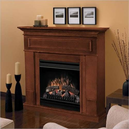 dimplex west highland electric fireplace brown cherry products rh pinterest com