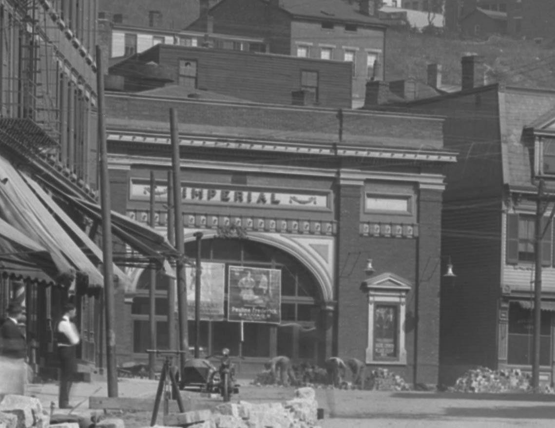 1921 imperial theater imperial theater cincinnati