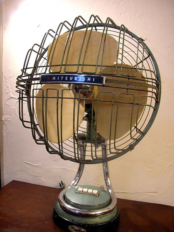格好良い扇風機が入荷しました 扇風機 家電 ヴィンテージ