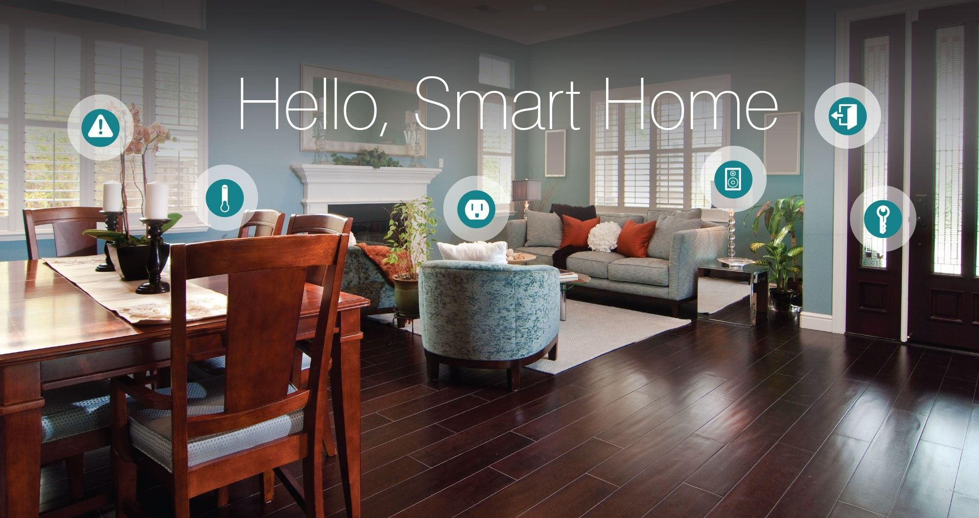 HOME INTELLIGENCE SOLUTIONS SYSTEMS Live smart in your