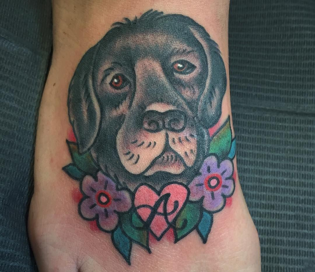 Cool dog tattoo ideas awesome  enthralling dog tattoo ideas  heartwarming designs for
