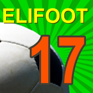 Versão testes Beta do Elifoot 17. Beta tests Elifoot 17.