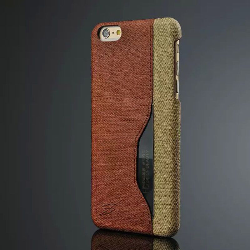 Details About For Apple Iphone 6s 6 7 Plus Leather Credit Card