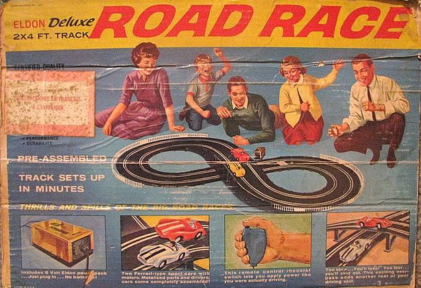 image result for antique slot car racing miniatures of paper to rh pinterest co uk