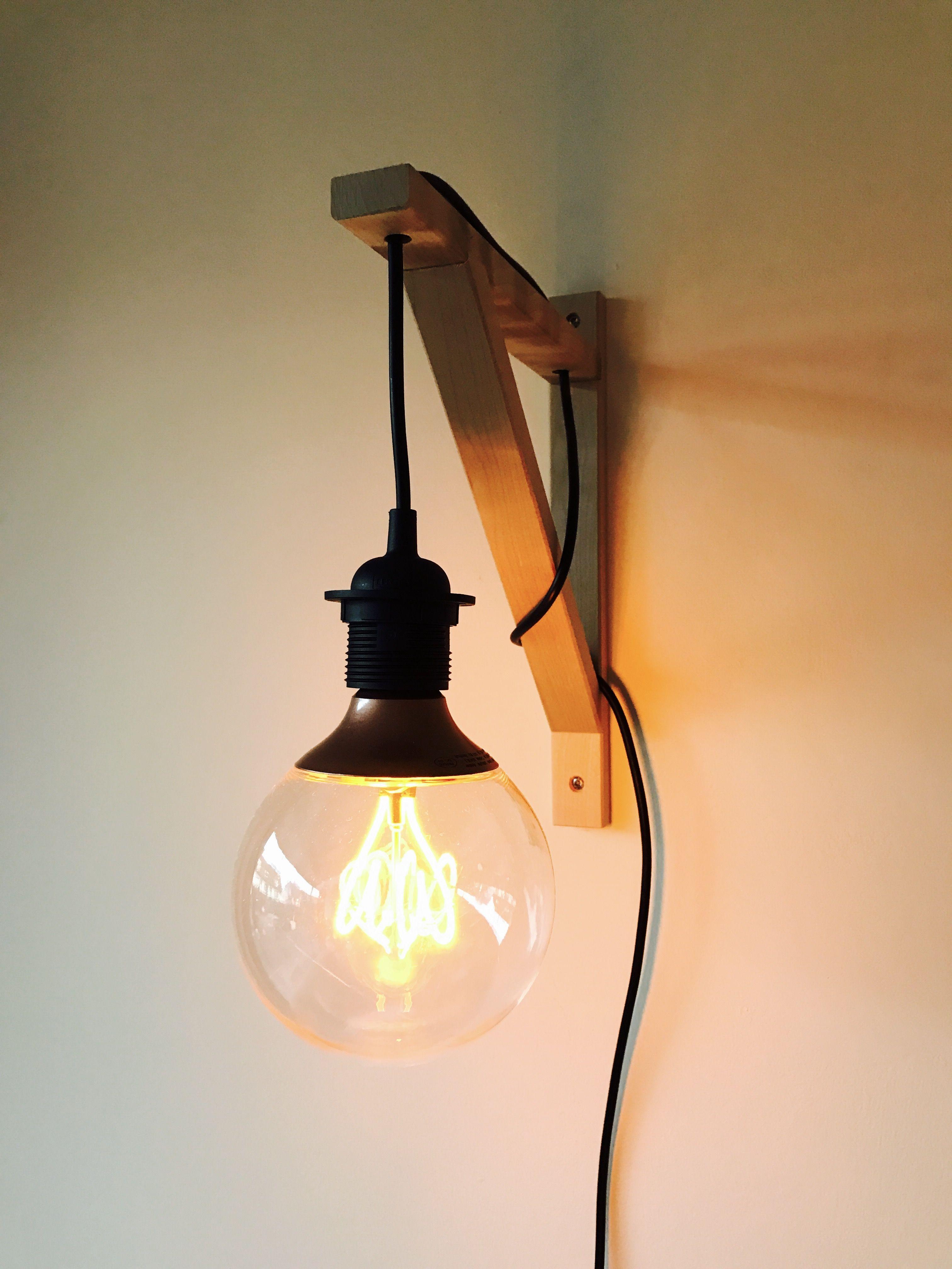 Ikea hack lampe an regalst tze raumgestaltung for Raumgestaltung ikea