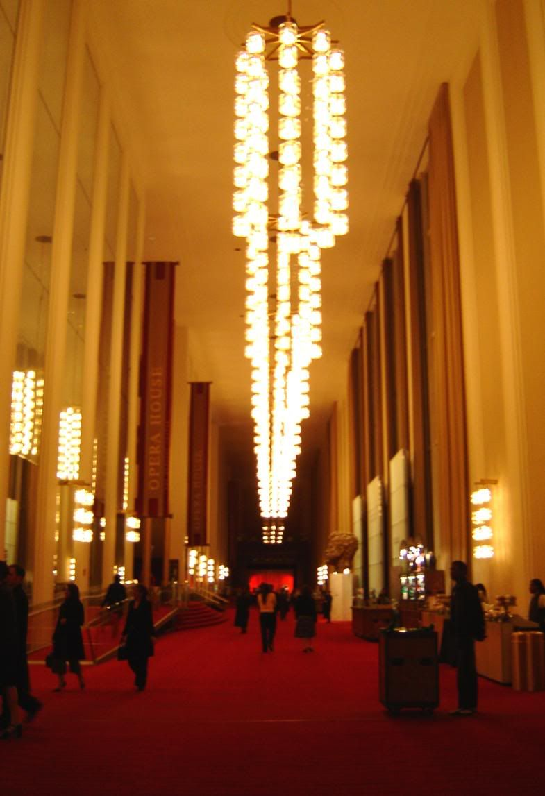 Kennedy Center, washington DC enjoyed the tour, next