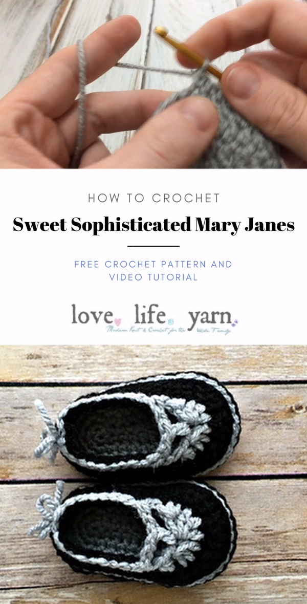 Sweet Sophisticated Mary Janes