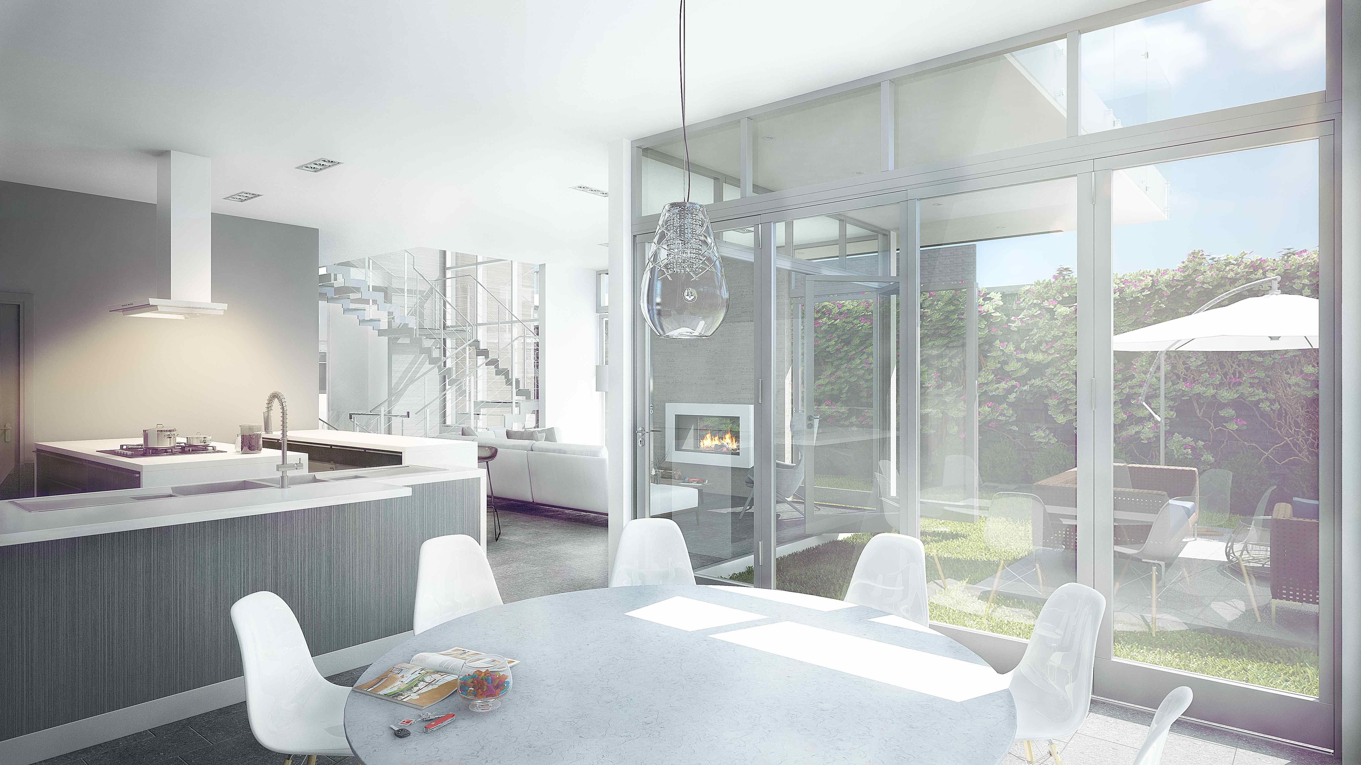 Estepa Residencial Interior