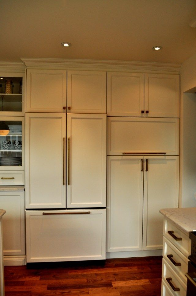 velvet toolbox kitchen pantry and fridge section u shape galley rh pinterest com