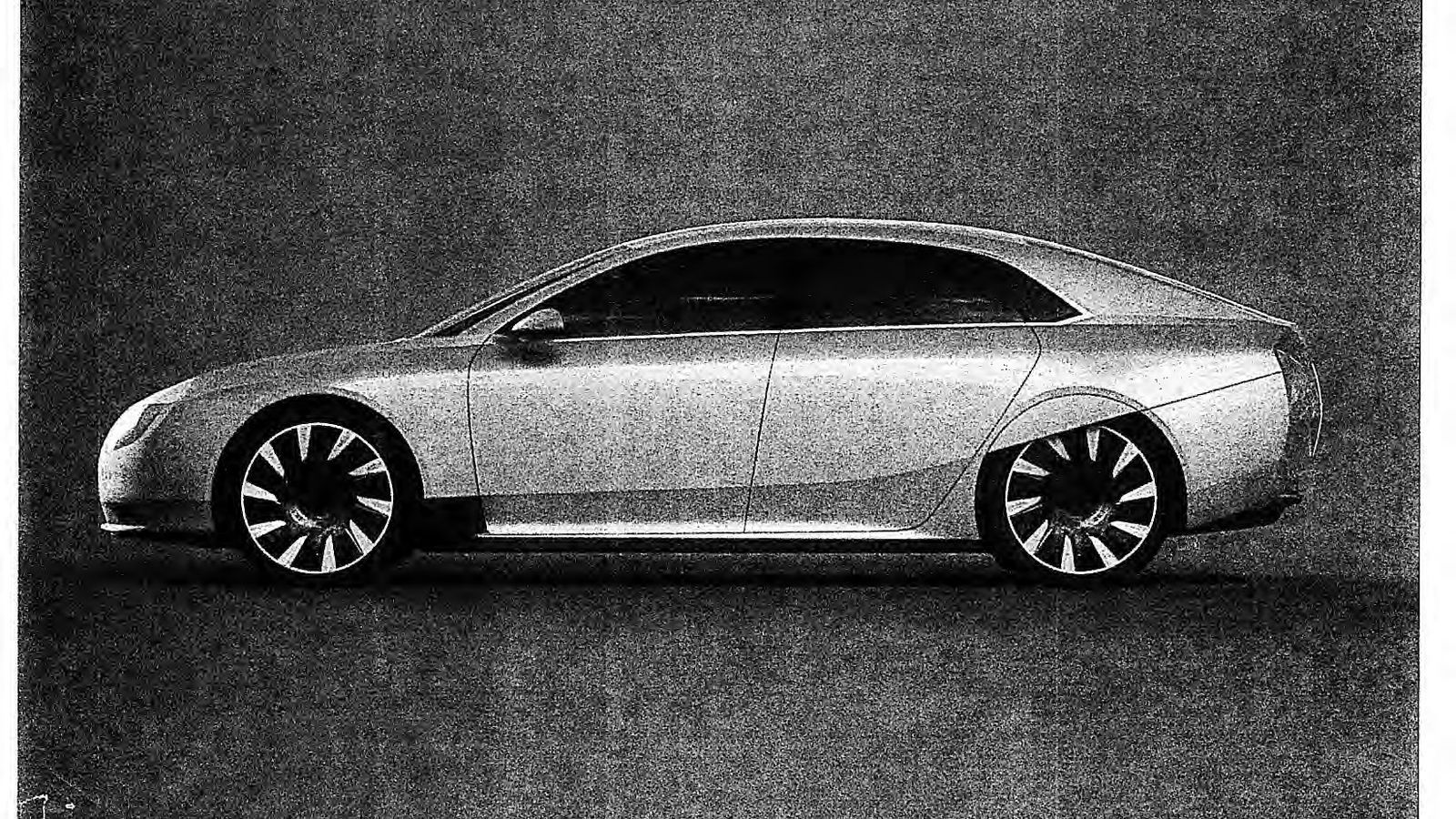 tesla rival atieva s first electric car looks a lot like a model s rh pinterest com