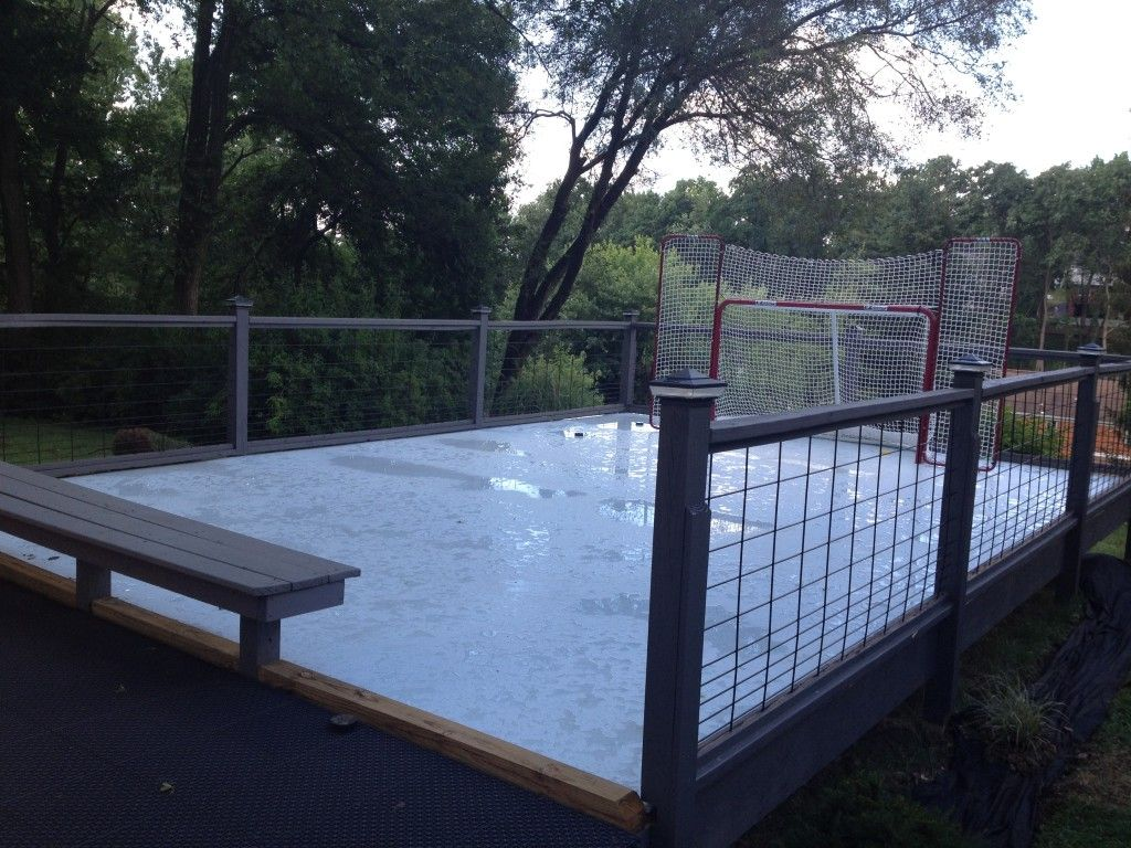 Backyard synthetic ice | For the Home in 2019 | Outdoor ...