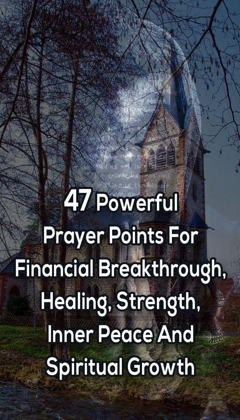 Warfare Prayer Points With Scriptures Pdf