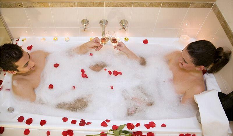 Romantic Bubble Bath Romantic Bath Romantic Bubble Bath Bath