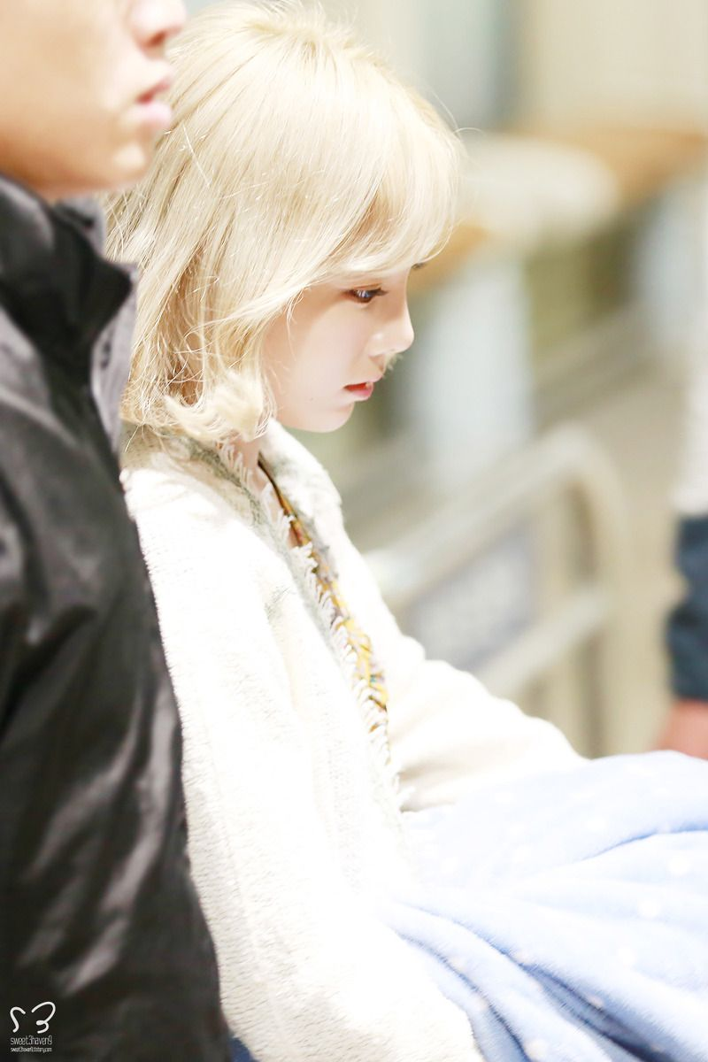 Sweet3Haven9 :: 160322 김포공항 Gimpo Airport Taeyeon