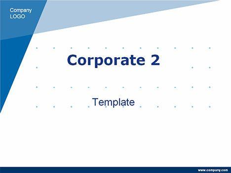 corporate ppt template
