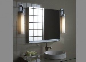 Robern Uplift Mirrored Medicine Cabinets High Function Style For
