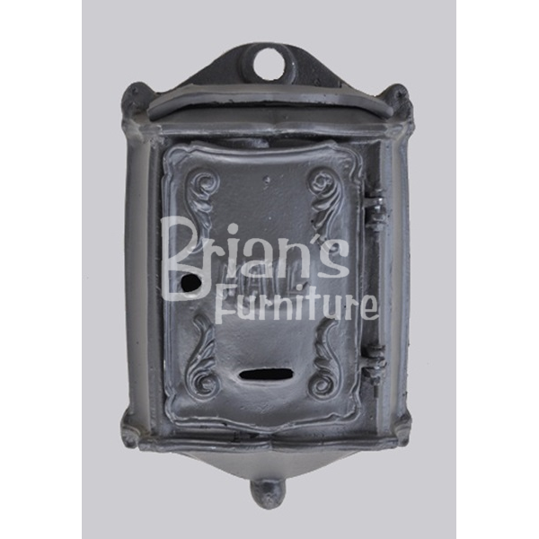 Acadian Wall Mount Cast Aluminum Mailbox | Brianu0027s Furniture