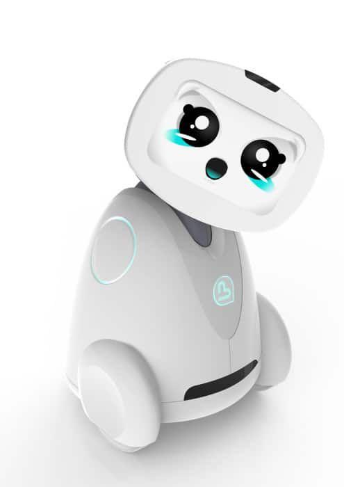 buddy c est un robot concentr dans 56 cm de haut qui se balade dans toute la maison pour. Black Bedroom Furniture Sets. Home Design Ideas