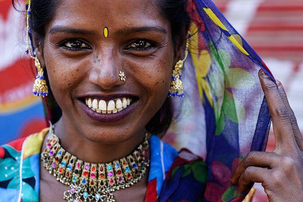 Sunita - Pushkar, India