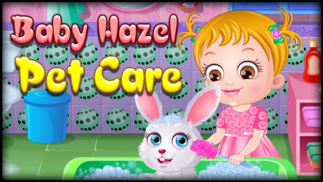 Baby Hazel Pet Care 2018 PC Mac Game Full Free DOwnload