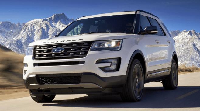 2020 Ford Explorer Specs, Concept, and Upgrade en 2020
