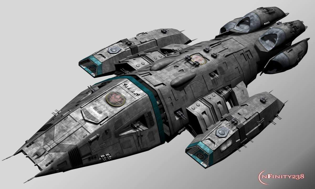 Concept Art :Battlestar Galactica Space/Timeline -Map of ...  |Battlestar Galactica Spacecraft