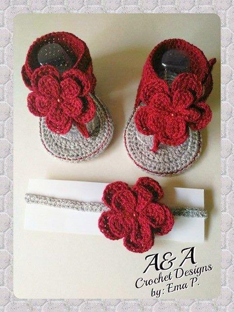 Pin by Banafsh on crochet knitting baby | Crochet baby boots