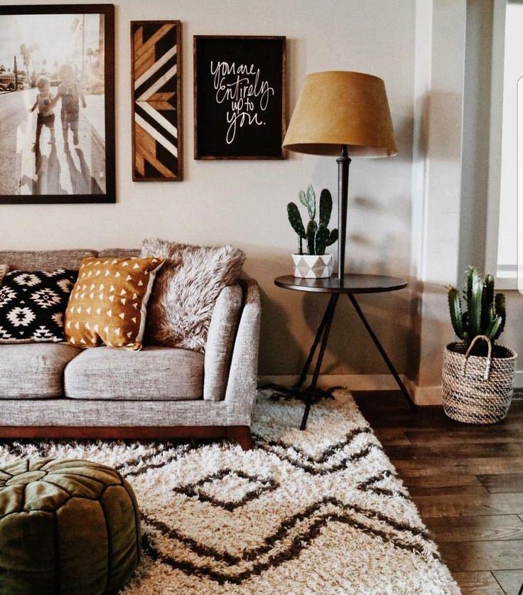 Themindchronicles Living Aztec Boho Chic Texture Pattern Interior Design Decor House Interior Apartment Decor Home Decor