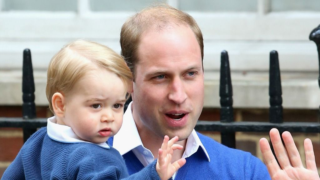 The 'secret' Kate and William are keeping from George