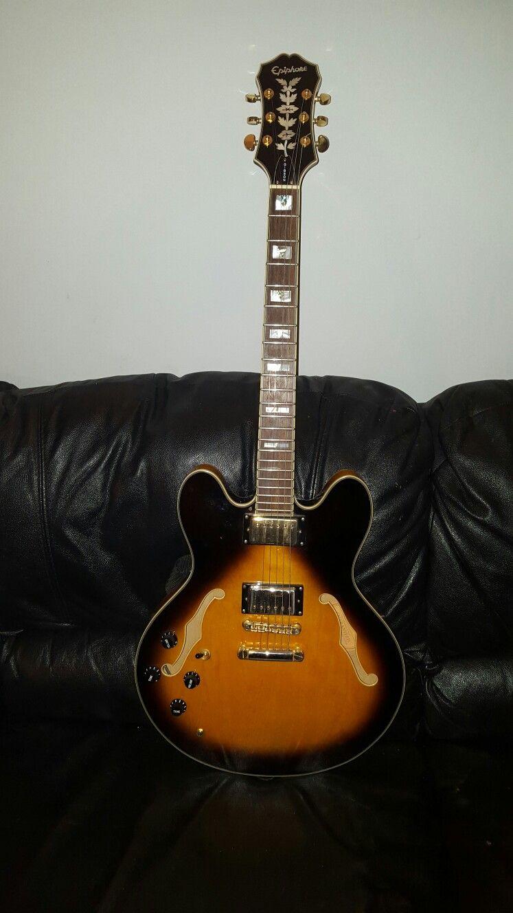 03 Epiphone Sheraton Ii Guitar Gallery Pinterest Guitars