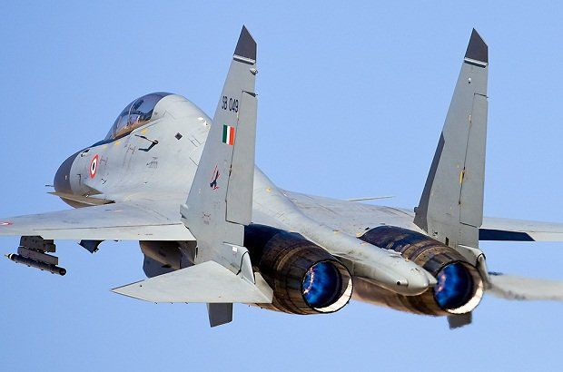 15 Facts About Sukhoi Su-30MKI, India's Best Fighter Aircraft