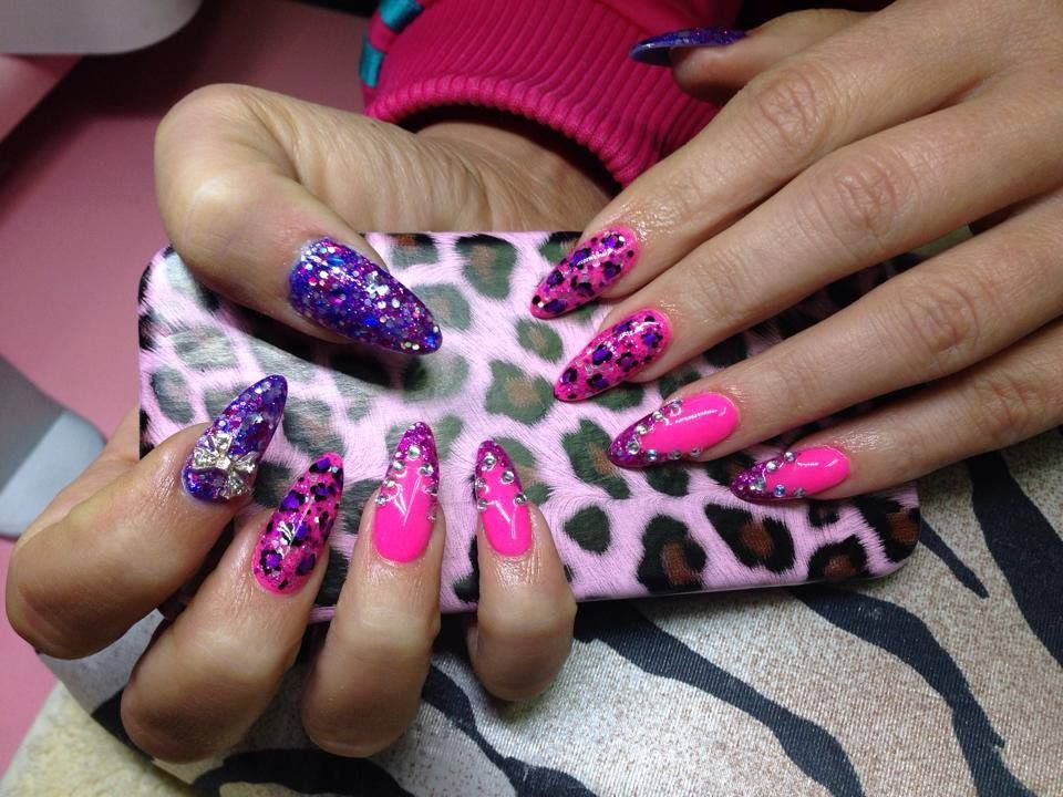 Glamorous nail designs that will take your breath away glamorous nail designs that will take your breath away nailschoolonlinenailschoolonline prinsesfo Image collections