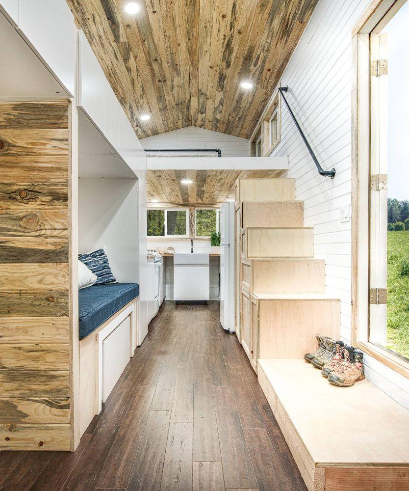 Tiny House Prix M2 juniperbackcountry tiny homes | house, tiny house living