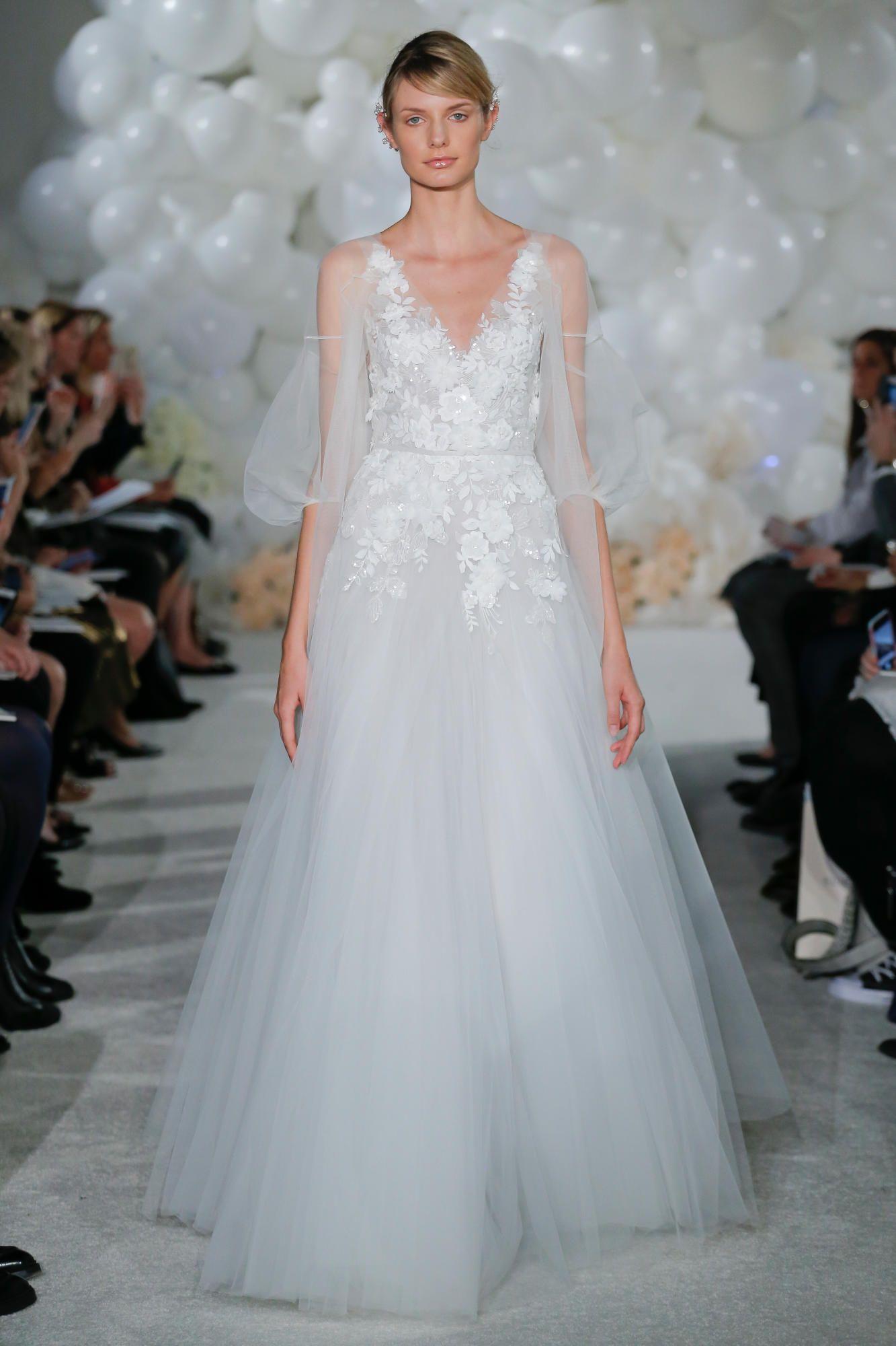 Tendências de vestidos de noiva para 2018 | Pinterest | Temporadas ...