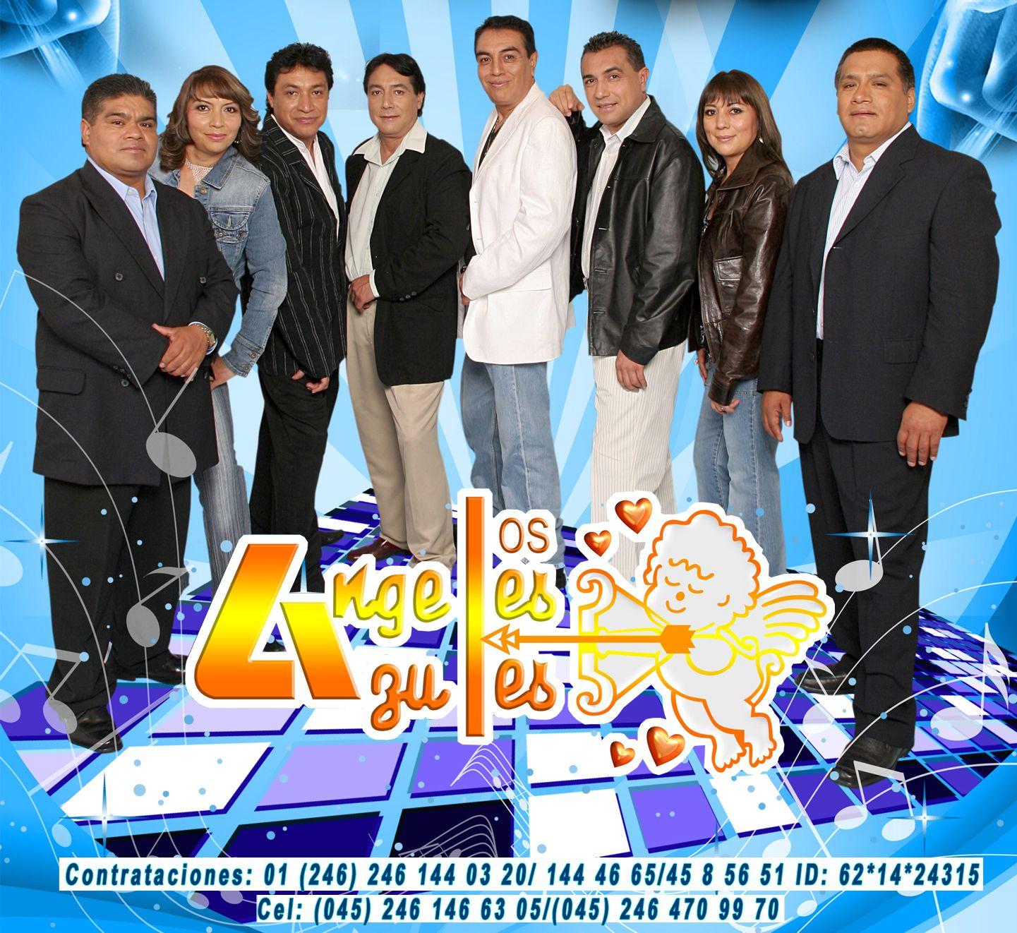 Angeles Azules Cumbia Para Bailar Los Angeles Azules Sonideros Cumbia