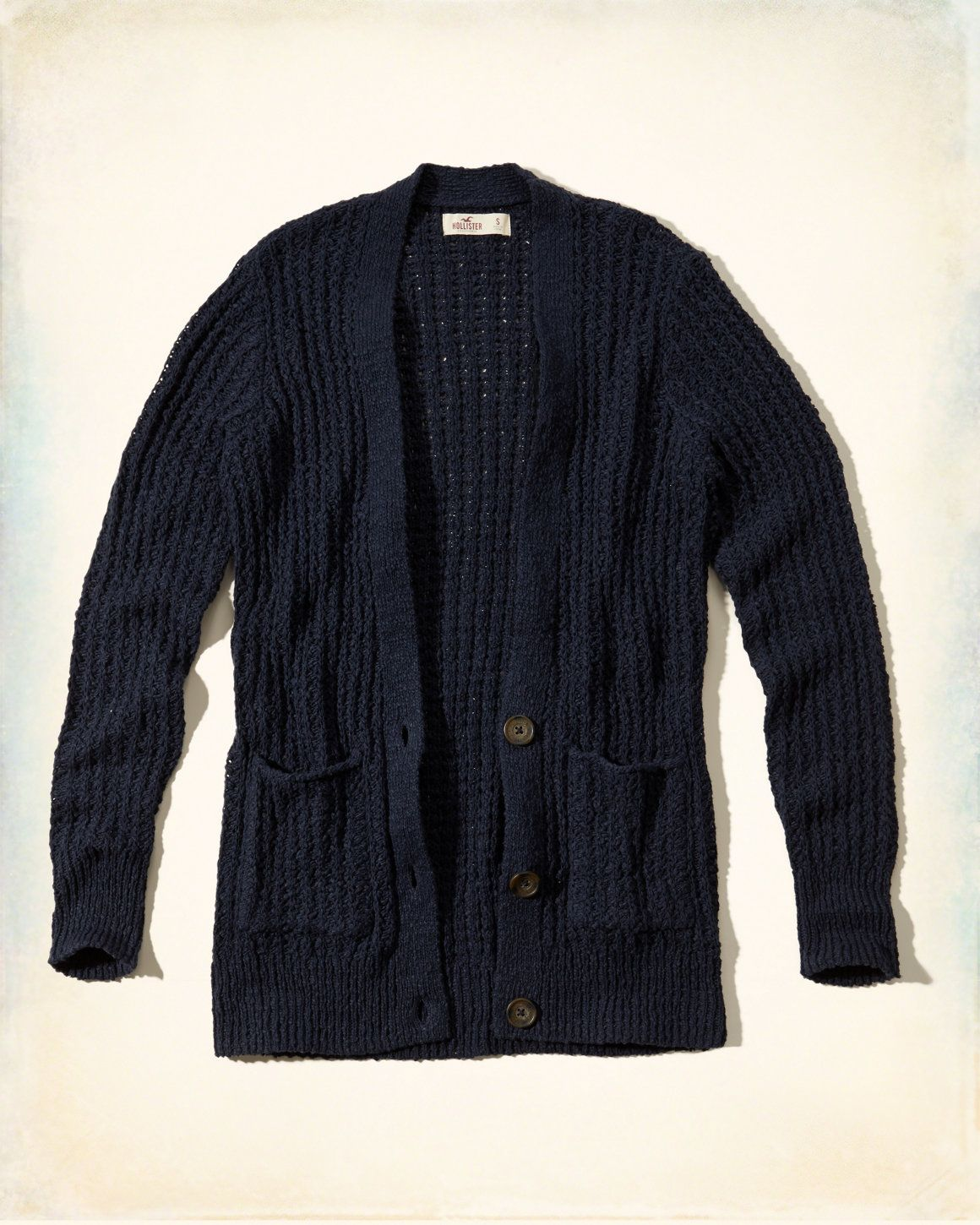Have this Hollister boyfriend cardigan in navy | For My SF Stylist ...