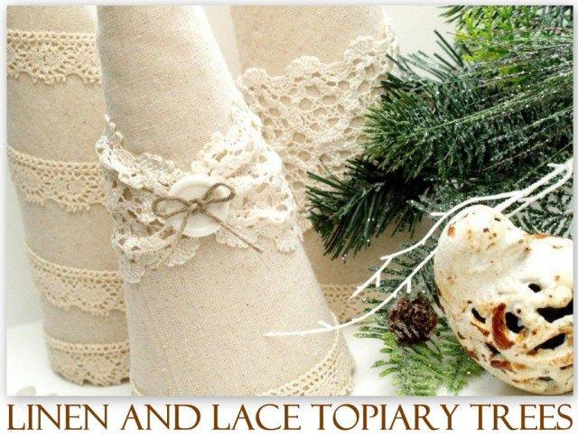 chic christmas crafts | Christmas Craft Round Up: Handmade Holidays Showcases Christmas ...