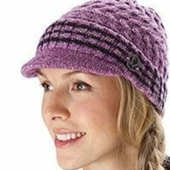 3de22f08a45 100% Merino Wool. Hand wash. No trades. No PayPal. lululemon athletica  Accessories Hats