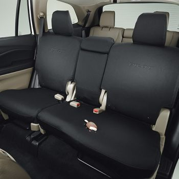 Honda Pilot Accessories >> 2016 Honda Pilot Second Row Seat Cover Honda Pilot Accessories