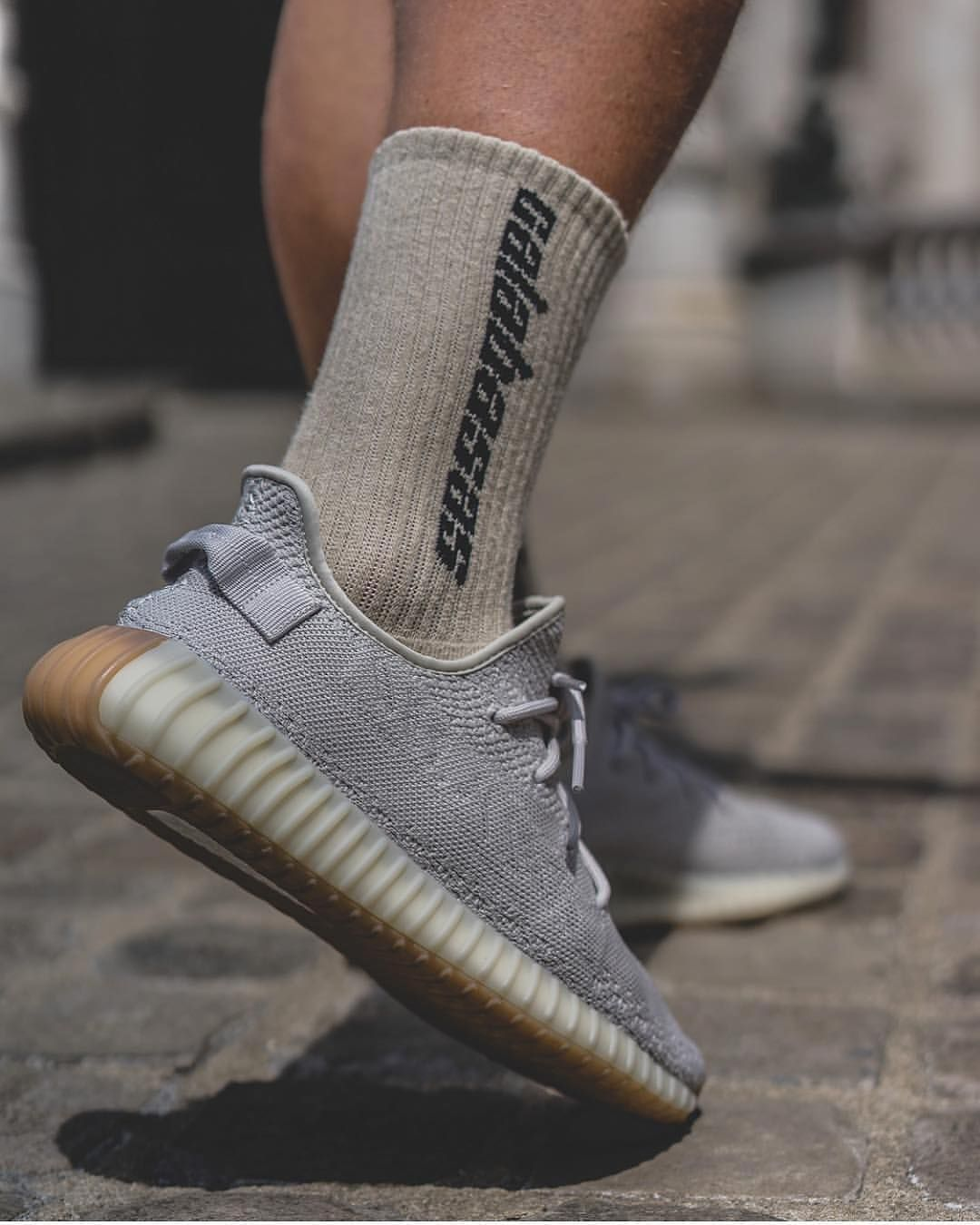 0c6c87a69 Womens size the best Adidas Yeezy Boost 350 V2 Sesame UA sneakers in ...
