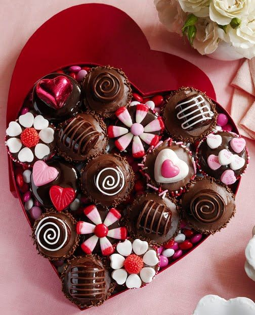 Great Valentine's Day Cupcakes!