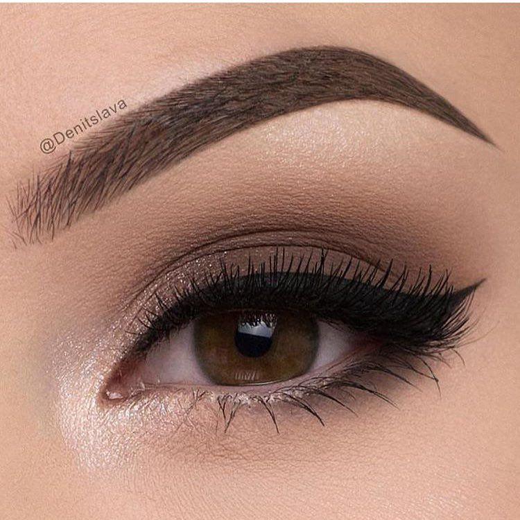 simple eye makeup makeup pinterest schminke. Black Bedroom Furniture Sets. Home Design Ideas