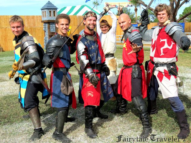 Medieval Fair Cast - Medieval Fair