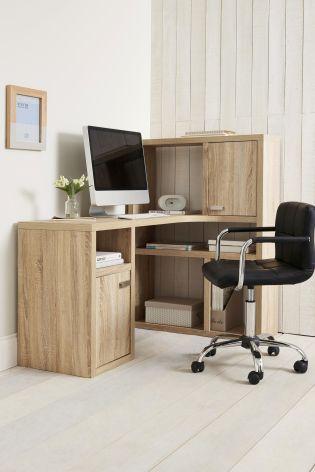Corsica Corner Desk From Next