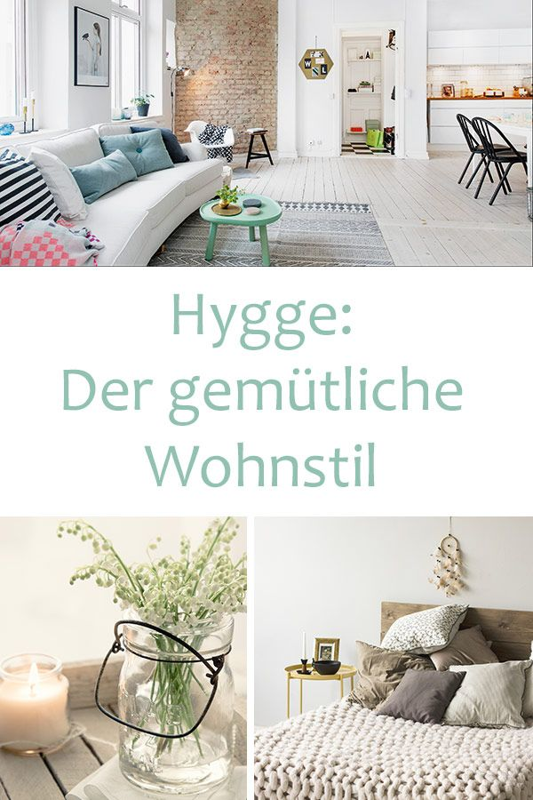 Hol dir Hygge in dein Zuhause! #hygge #hyggelig #schönerwohnen #wohnstil