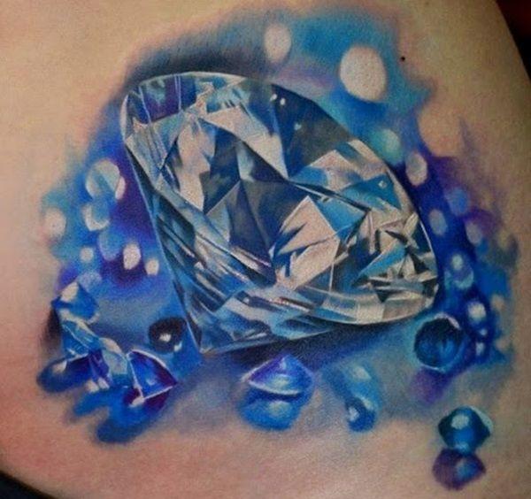40 diamond tattoo designs and meanings | tattoo | tattoo ideen