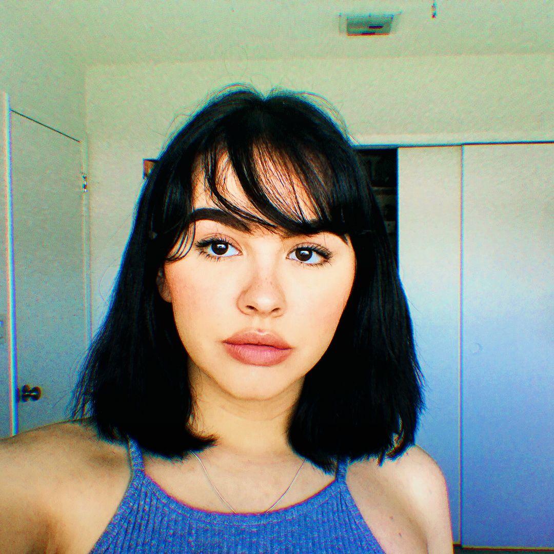 Short Hair Aesthetic Girl - 2021