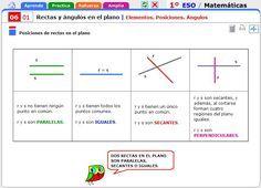 Rectas Perpendiculares Rectas Paralelas Definiciones Y Propiedades Angulos Matematicas Funciones Matematicas Paralelas Y Perpendiculares
